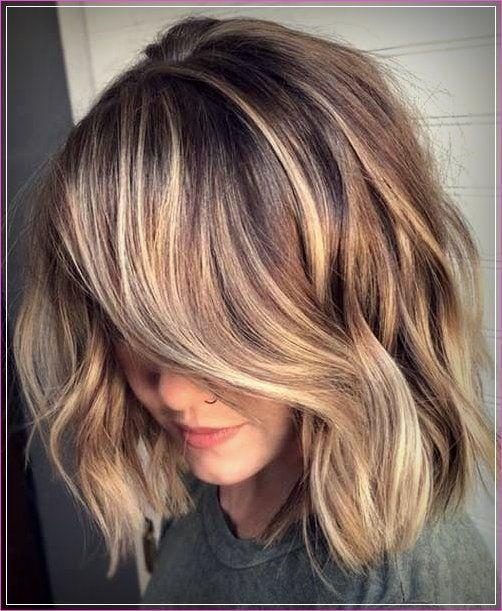 30 Schone Kurzhaarfrisuren Haarschnitt Haarfarben Ideen Blonde Highlights