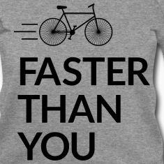 Faster than you Hoodies & Sweatshirts