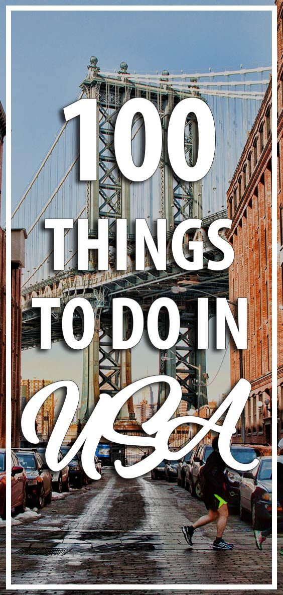 Ultimate Usa Bucketlist 100 Things To Do In America America Travel Usa Travel Destinations Travel Usa