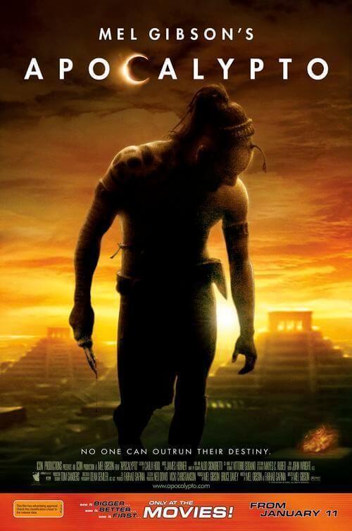Apocalypto 2006 Bluray 1080p 720p Esubs Filmandseries Historical Film Movie Posters Internet Movies