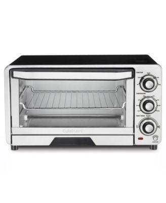 Cuisinart TOB-40 Toaster Oven and Broiler, Custom Classic | macys.com