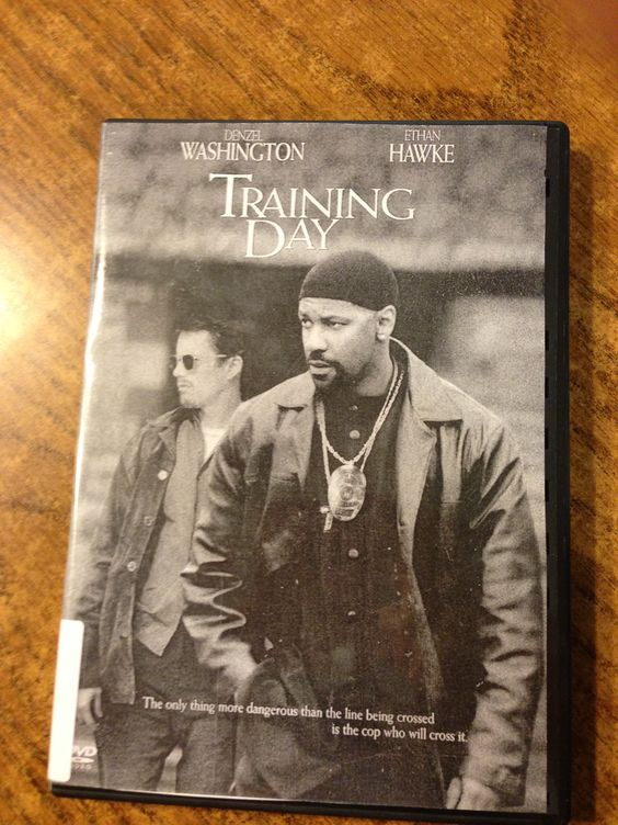 """""""Knockout entertainment. Denzel Washington is a sparkling, snapping, live wire. """""""