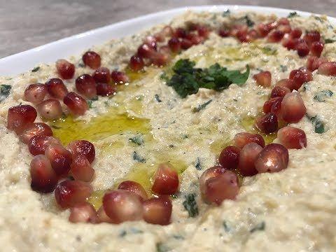 متبل الكوسا Rula Yummies Zucchini Motabbal Youtube Recipes Food Breakfast