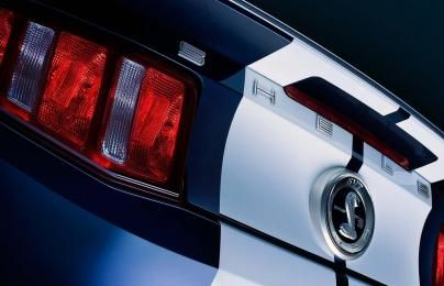 2010 ford shelby gt500 tail lights
