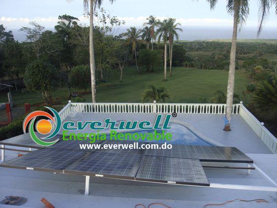 everwell,SRL | Compañía de Servicios Energia Renovable! - Contacto: Teléfono:.(809)-320-9200 Móvil:.809-269-6253 BackBerry::BB:PIN: 323F9681 E-mail:.info@everwell.com.do www.everwell.com.do/dr/ Dirección: Av. 27 de Febrero #23 Frente a Claro-Codetel Puerto Plata, R.D
