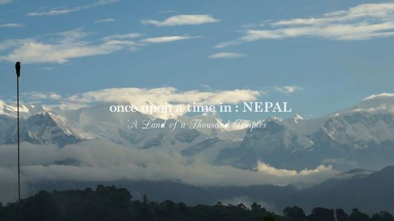 Once upon a time in NEPAL (short version)