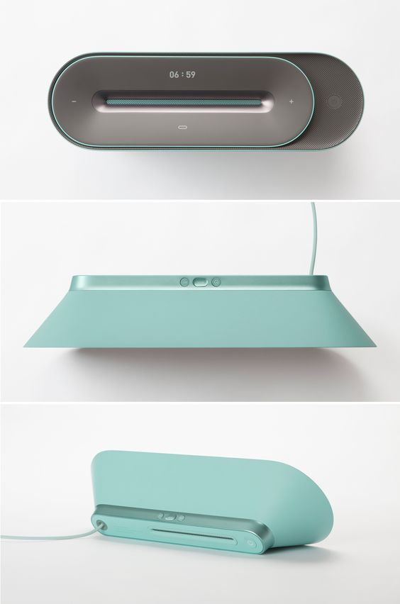 SWBK designed the integral yet compact home electornic, OXY. It carries the function of air humnifier and oxygen generator. When its assembled as one piece, its integral, but once its disassembled, the sub body turns into personal oxygen generator.   For more information: http://www.swbk.com/?p=9523