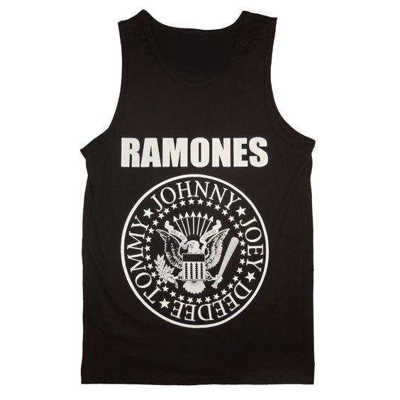 Ramones - Classic Seal Tank