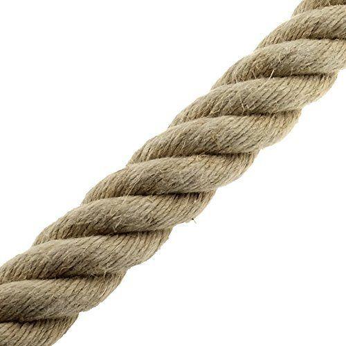 Corde Cordage en chanvre 26mm vente au mètre toronné Catégorie A (prix au mètre): Price:5.17Cordage en chanvre chez Kanirope, fabriqué à…