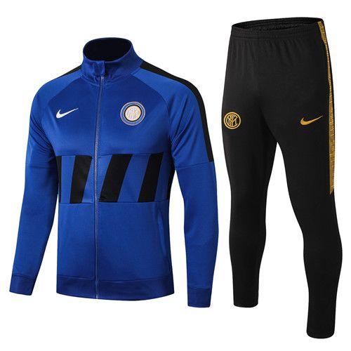 Inter Milan Azul Chaquetas | Ropa deportiva para hombre ...