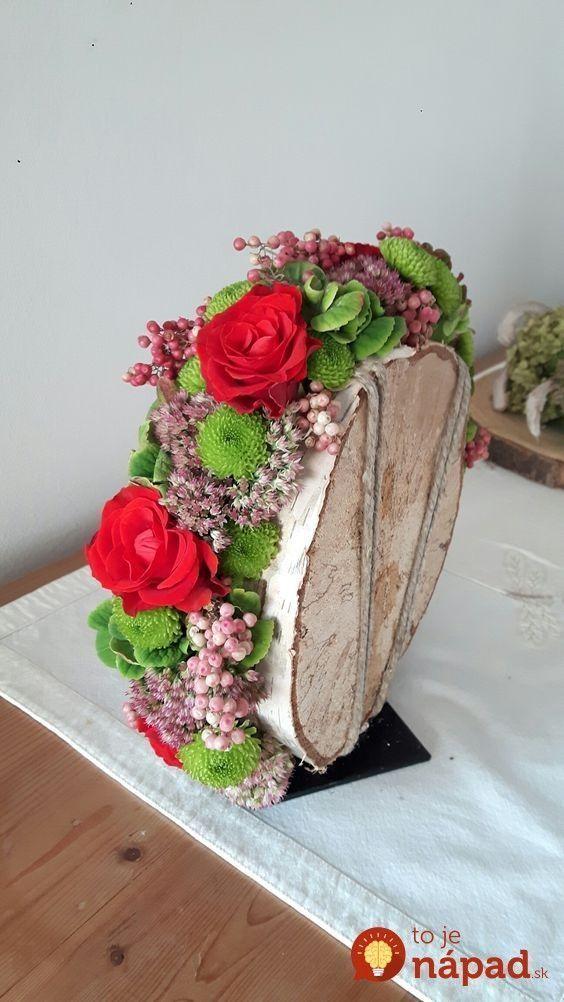 30 Rustic Wooden Boxes Of Flower Decoration Ideas Home Decor Wood Flower Decoration 30 Rustic Wooden Box In 2020 Blumenarrangements Diy Holzblumen Art Floral