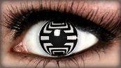 EOS Black & White Infinity Lenses (pair)