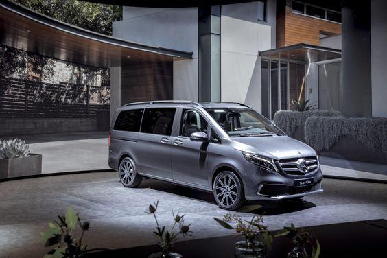 Mercedes Benz V Class 2019 Benz Mercedes Benz Marco Polo