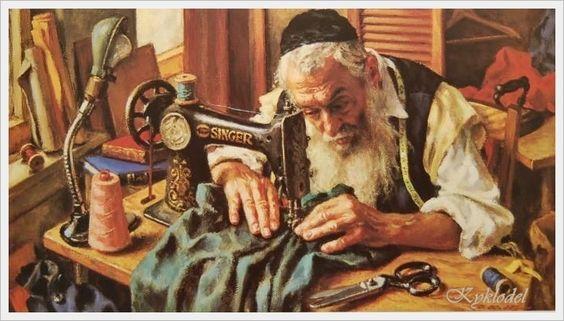 Картинки по запросу еврейский портной