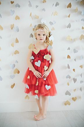 23++ Valentine dress for girls ideas in 2021