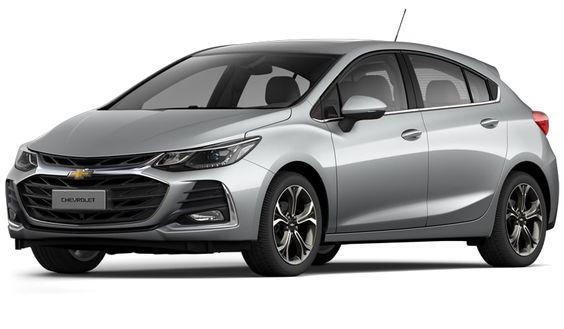 Модельный ряд Chevrolet 2021 2022 в России