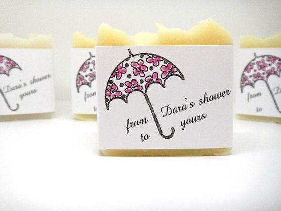 20 Bridal Shower Favor Bridal Shower Favors Baby by PSJSoapCottage