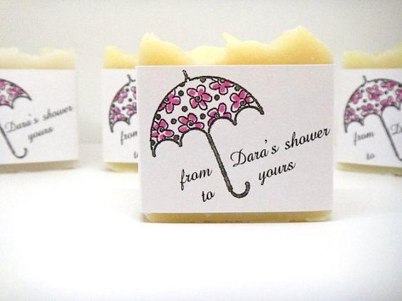 20 Bridal Shower Favor Bridal Shower Favors Baby by PSJSoapCottage