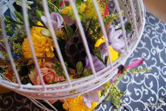 Florile din colivie