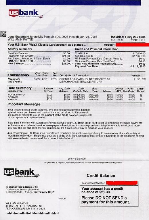 28 Us Bank Statement Template In 2020 Statement Template Bank