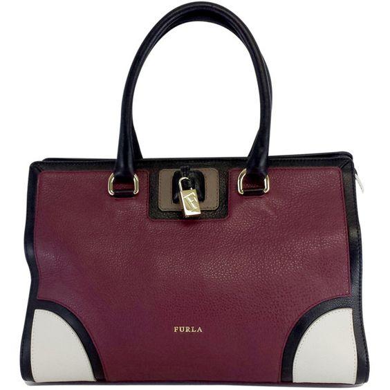 Furla Pre-owned - Leather handbag 4GX1XzVWA