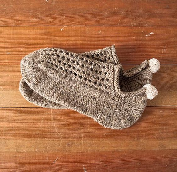 Ankle Sock Knitting Pattern : Bunny Hop Anklets Pattern - Free-Knitting Patterns and Crochet Patterns from ...