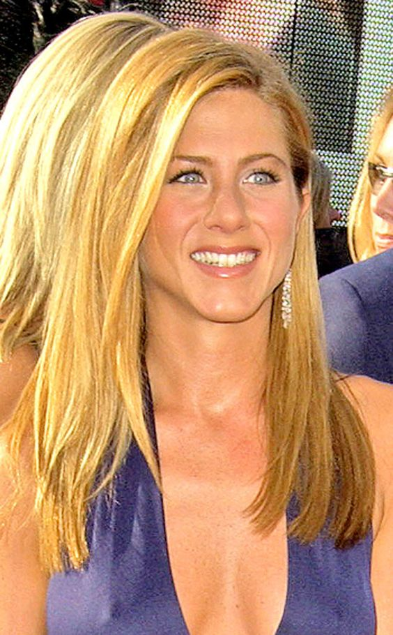 2003 from Jennifer Aniston's Hair Through the Years | E! Online