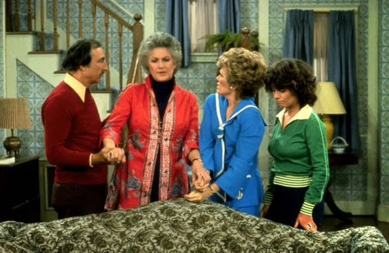 MAUDE: THE COMPLETE SERIES, starring Bea Arthur, Bill Macy, Adrienne Barbeau, Conrad Bain and Rue McClanahan!
