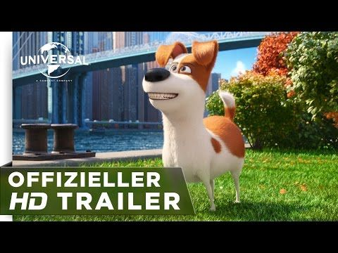 Pets Trailer 2 Deutsch German Hd Youtube I 2020