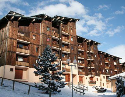 Ski pas cher aux Résidences réparties à La Norma