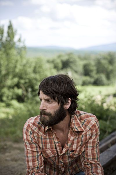 Ray LaMontagne ~ I love this man's music as well as his facial hair.