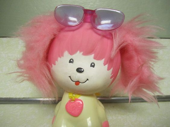 I Love The 80s Toys : Vintage poochie dog stamper doll toys remember this and