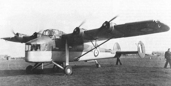 Airspeed as 39 fleet shadower