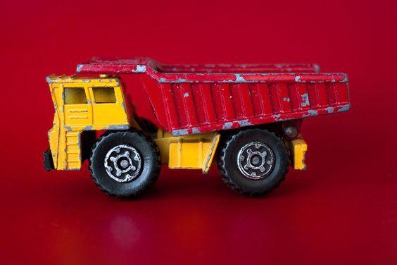 Dump Truck 1989