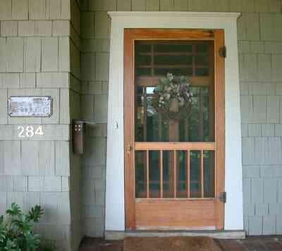Craftsman Screen Door Home Life Pinterest Moldings