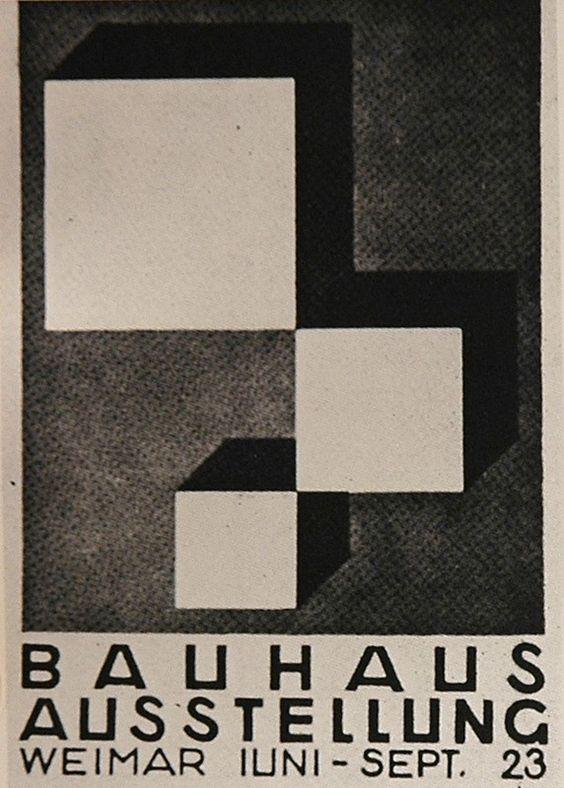 Grafiken Bauhaus And Design On Pinterest