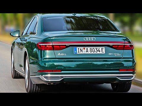 2020 Audi A8 L 60 Tfsi E Luxury Hybrid Sedan Youtube Audi W12 Audi A8 Audi