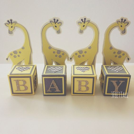 giraffe baby showers giraffe baby and yellow baby showers on