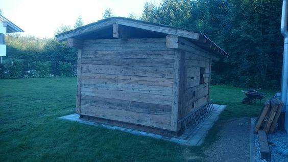 Gartenhaus Altholz gartenhaus altholz to view image neu gartenhaus u schiebetr