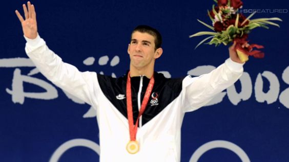 Swimmers Phelps and le Clos with 'death stares' and shadow boxing