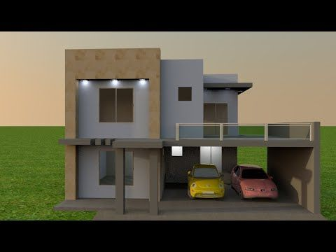 Modern House Model Making Setup By Setup A To Z In Sweet Home 3d