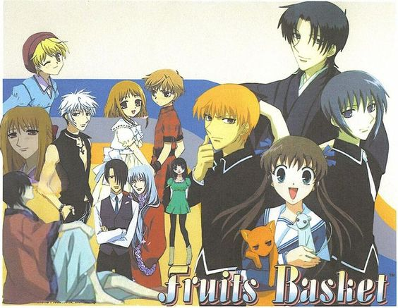 1000+ images about Fruits Basket on Pinterest | Cats, Soul eater ...