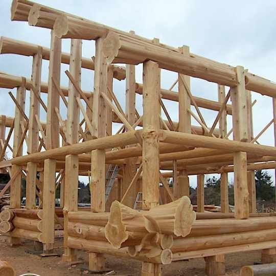 Post And Beam Construction Post And Beam Timber Frame Building Timber Framing