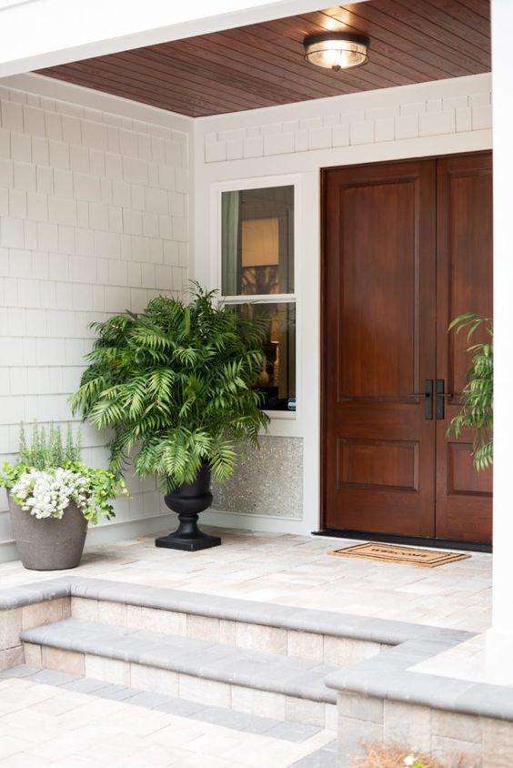 ドア 玄関 木製 おしゃれ 海外 イメージ リゾート