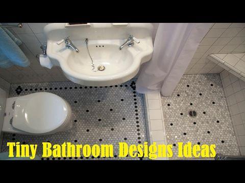 22 The Best Tiny Bathroom Design Ideas Youtube Tiny Bathroom