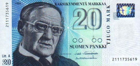Currency Of Finland What We Need To Know Finland Good Old Times Bank Notes