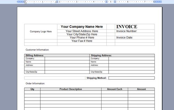 Image result for payslip template pdf payslipp Pinterest - payslip free download
