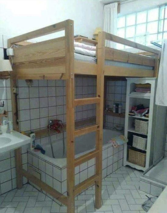 This Plumber Is Sharing All The Weird Things He S Seen On The Job Daily Army Bunk Beds For Sale Used Bunk Beds Bed