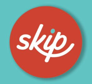 Image result for skip app logo