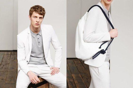 Catalogo Zara hombre Primavera Verano 2015